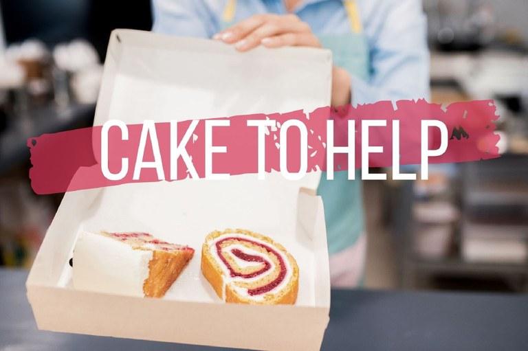 Cake to help