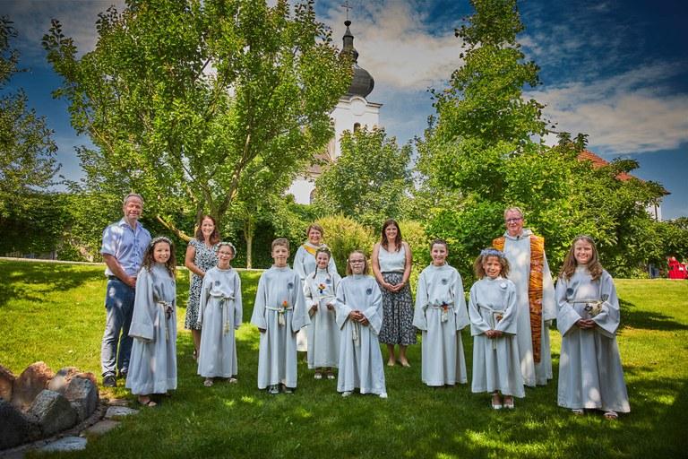 Erstkommunion St. Koloman