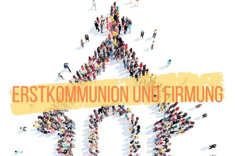 Informationen zu Erstkommunion und Firmung 2021