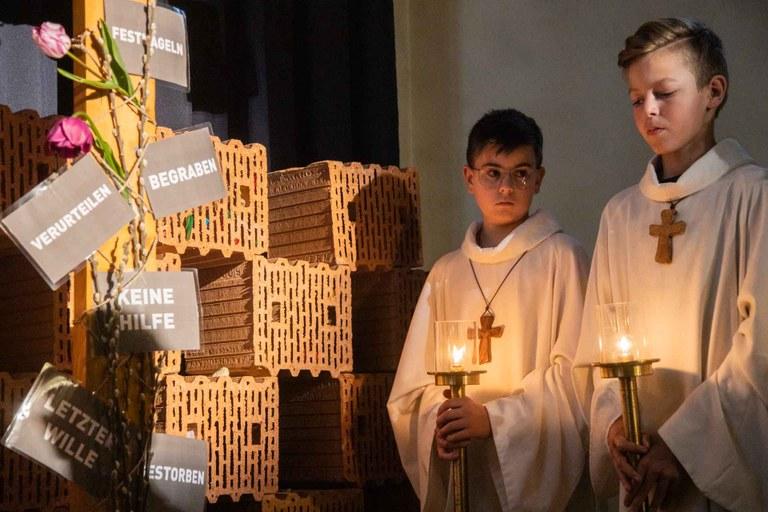 Liturgie zum Karfreitag