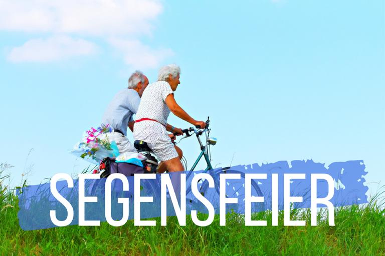 Segensfeier zum Tag der älteren Generationen